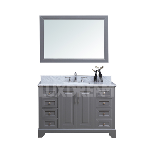 Tenso Bathroom Vanity Collection LuxdreamBathroom Vanity Manufacturer - Bathroom vanities gray color