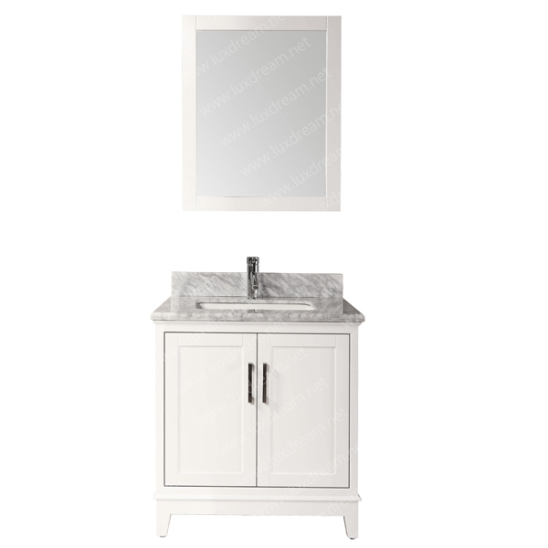 This Collection Features Amazing Designs Of Wooden Vanities With Different  Color And Top Options To Complete The Modern Bathroom Setting.