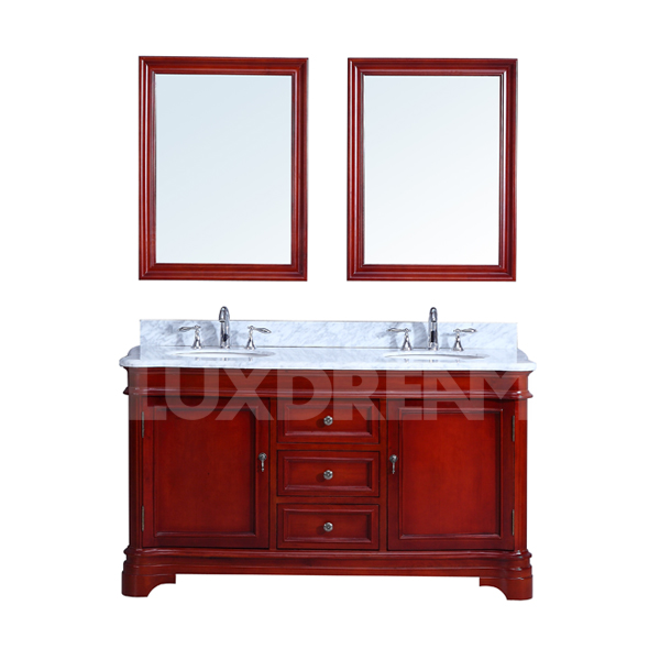 Camb collection bathroom vanities luxdream bathroom vanity manufacturer Solid wood bathroom vanities cabinets
